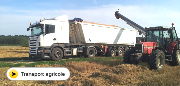transport agricole Yonne, Aube