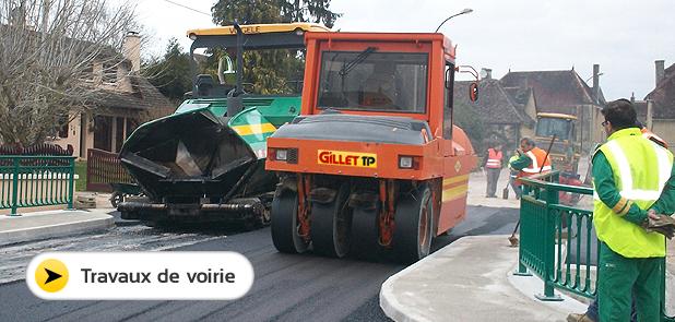 Travaux de voirie et reseaux Yonne 89, Aube 10