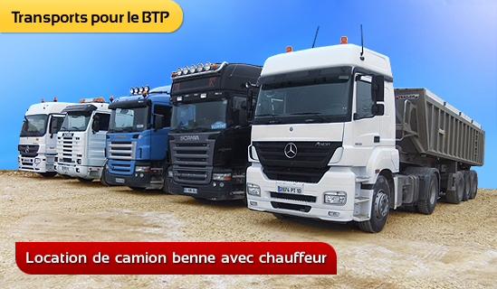 gillet transports btp aube yonne location camion benne. Black Bedroom Furniture Sets. Home Design Ideas