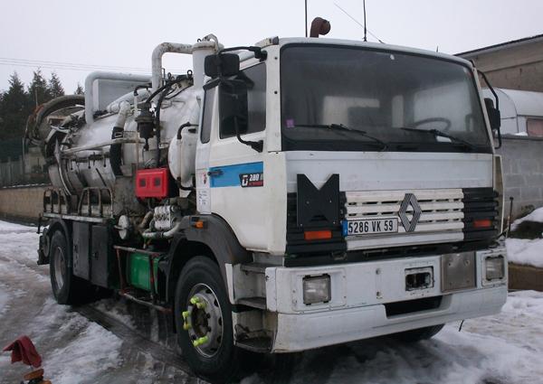 mat riel gillet tp yonne 89 aube 10 camion hydrocureur. Black Bedroom Furniture Sets. Home Design Ideas